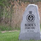 Black's Cemetary by ArtOfE