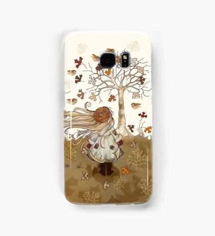 There is a Season for Everything Samsung Galaxy Case/Skin