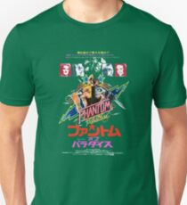 PHANTOM OF THE PARADISE Japan T-Shirt Unisex T-Shirt