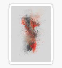 Kylo Ren Lightsaber Sticker