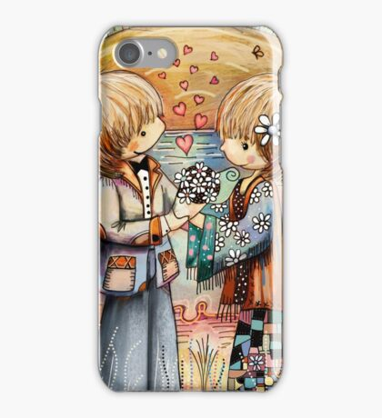 For you with Love iPhone Case/Skin