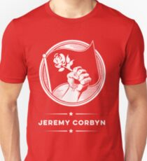 Jeremy Corbyn - Vote Labour - JC4PM Unisex T-Shirt