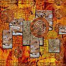 Metal and Stone by Dana Roper
