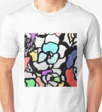 Graphic Flowers  Unisex T-Shirt