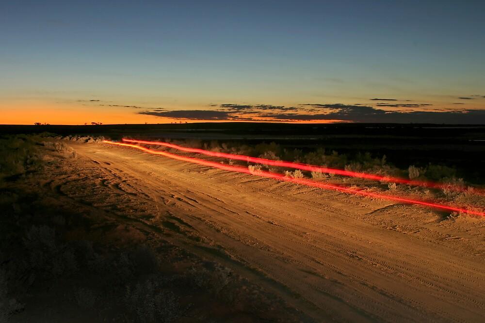 Sealake Track: Victoria by Colin  Ewington