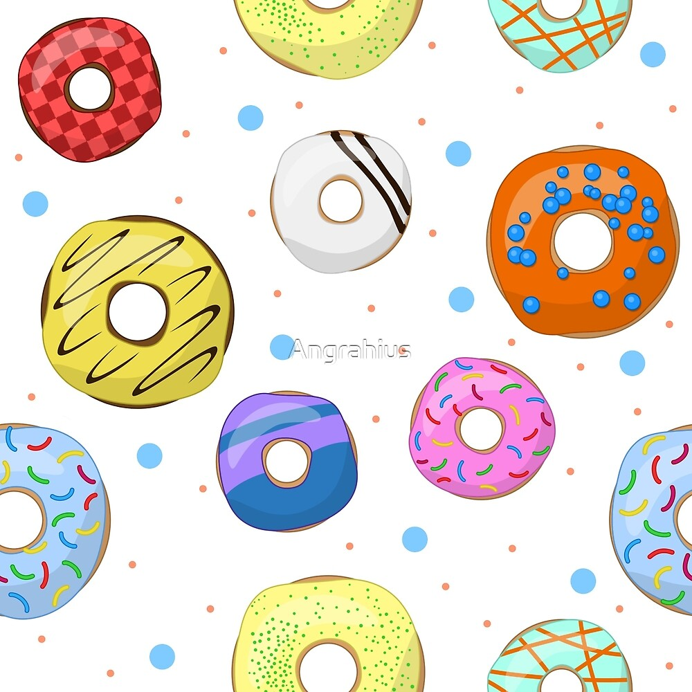 Donuts! by Angrahius