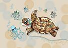 Sea Turtle by Karin Taylor