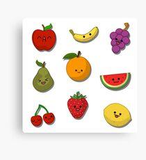 Food - Fruit Canvas Print