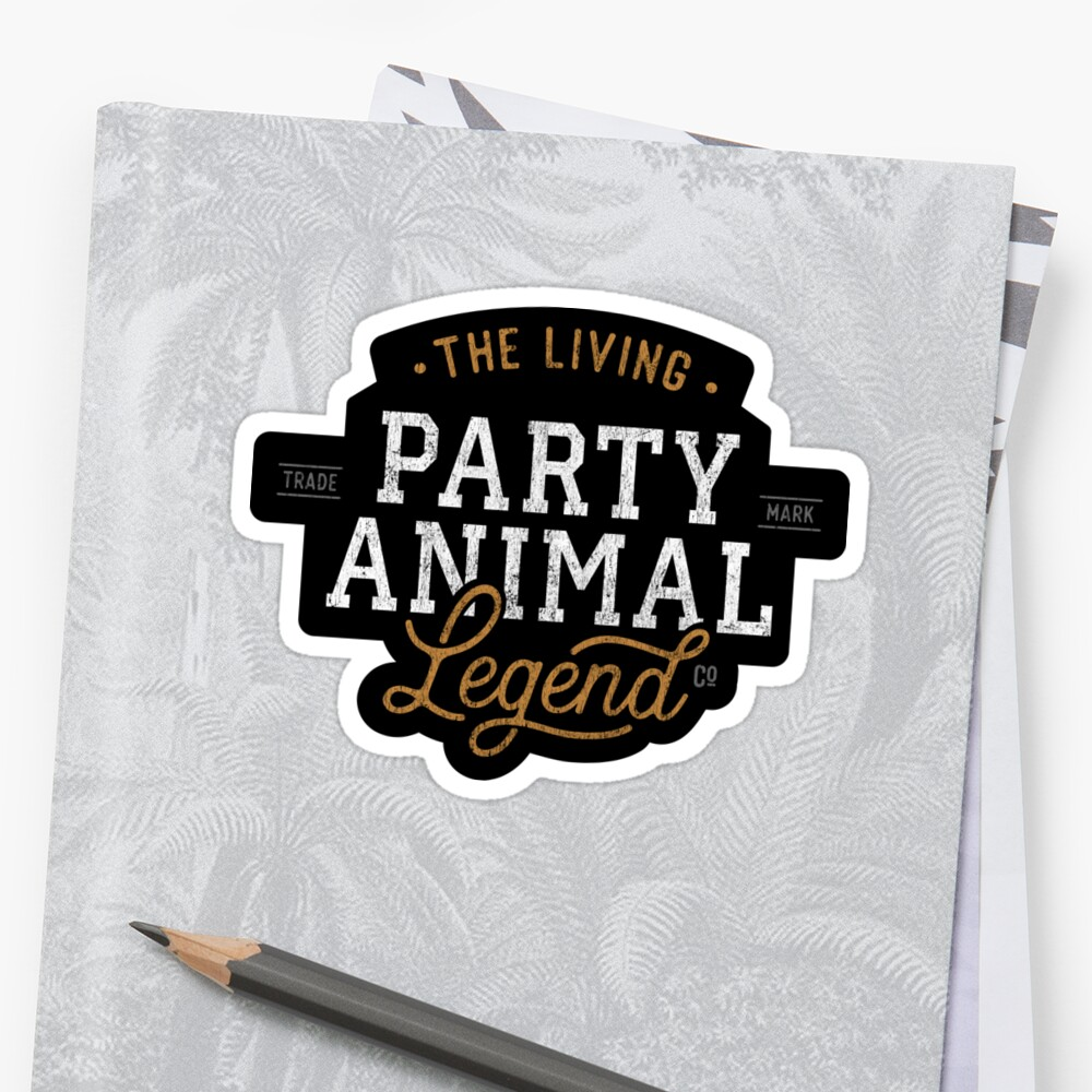 Party animal legend by ares marv