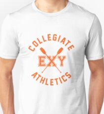 Collegiate Athlectics - Exy (orange) T-Shirt