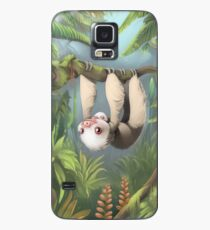 Sloth with Baby Case/Skin for Samsung Galaxy