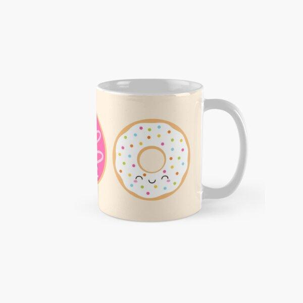 Cute Donuts Trio Classic Mug