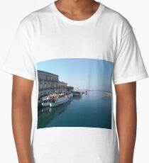 Blue Lagoon Long T-Shirt