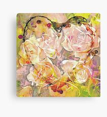 I Will Love You Always Canvas Print