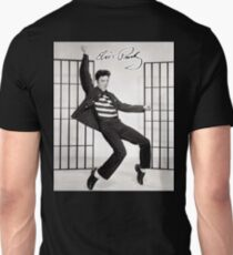 ELVIS, Presley, Jailhouse Rock, King of Rock and Roll, Dance Unisex T-Shirt
