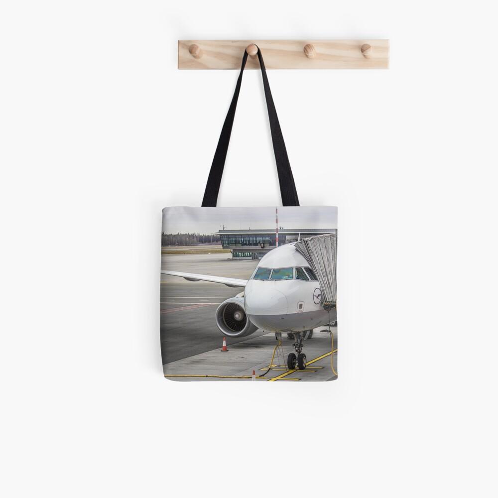 Lufthansa A320 Stofftasche