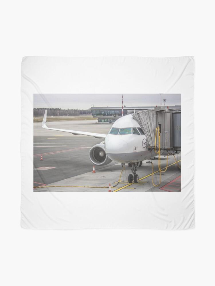 Alternative Ansicht von Lufthansa A320 Tuch