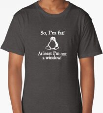 So I'm Fat! Long T-Shirt