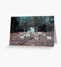 Happy Hunting Grounds  Greeting Card