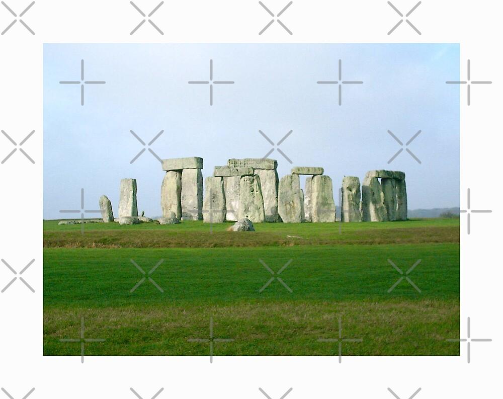 Stonehenge (3) by Trevor  Herbert