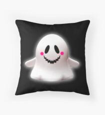 Funny Ghost Toy Throw Pillow