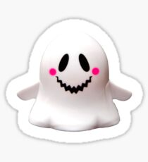 Funny Ghost Toy Sticker