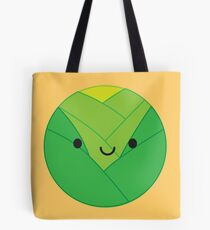 Kawaii Brussels Sprout / Cabbage Tote Bag