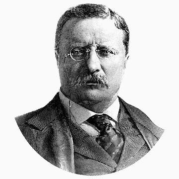 President Theodore Roosevelt Graphic by warishellstore