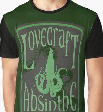 Lovecraft Absinthe Graphic T-Shirt