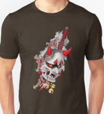 Oni tattoo Unisex T-Shirt
