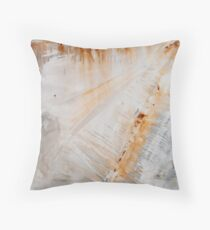 Leading Following Throw Pillow