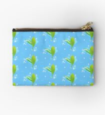 Lily of the valley print Studio Pouch