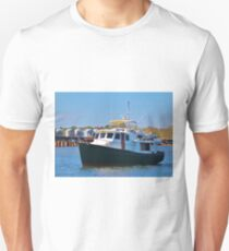 Classic Wooden Boat T-Shirt