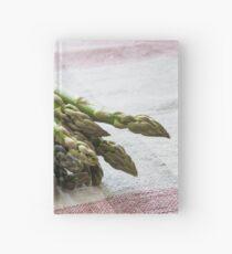 Asparagus Hardcover Journal