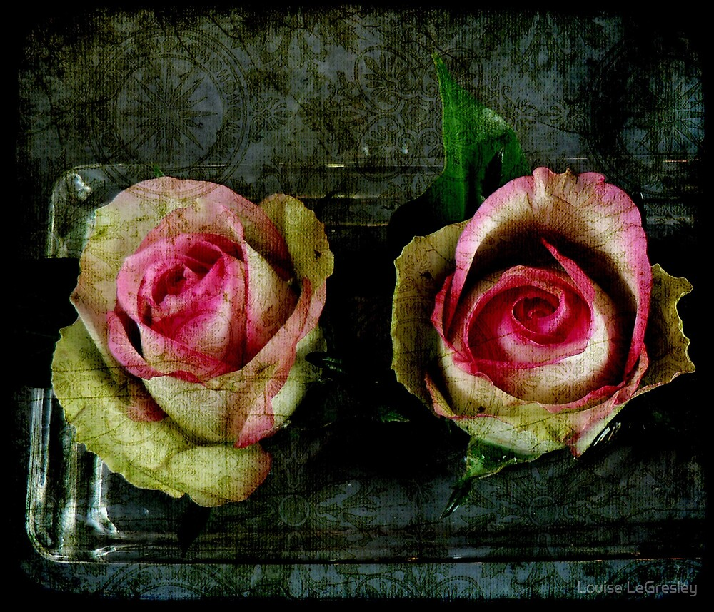 { roses } by Louise LeGresley