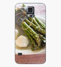 Asparagus and Garlic Case/Skin for Samsung Galaxy