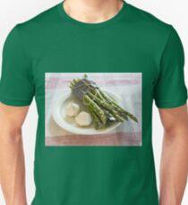 Asparagus and Garlic T-Shirt