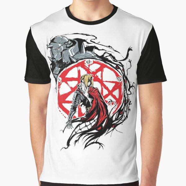 FullMetal Circle Graphic T-Shirt