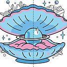cosmic shell by Paola Vecchi