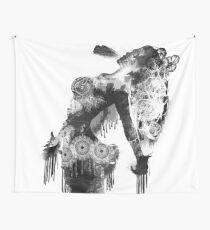 Boho dancing woman  Wall Tapestry