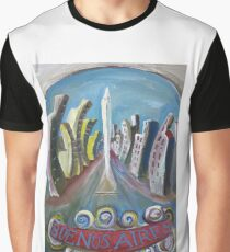 Buenos Aires 5 Graphic T-Shirt
