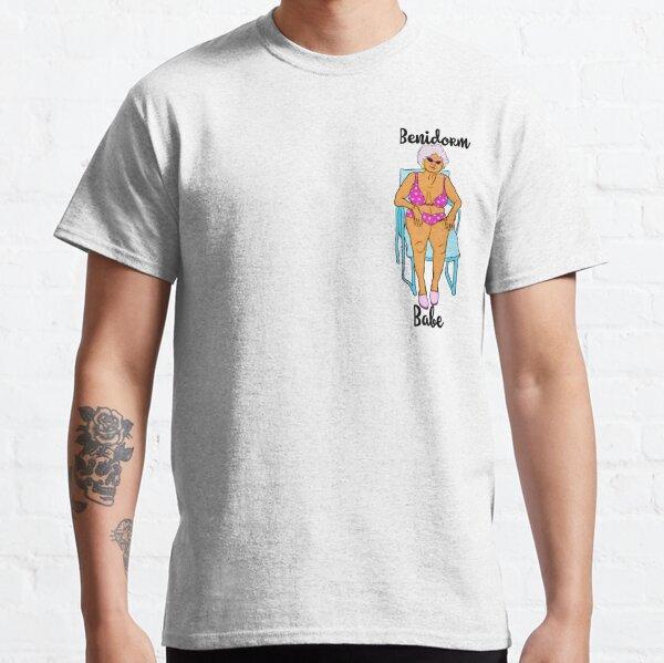 Benidorm Babe Camiseta clásica