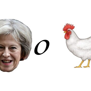 Mayo Chicken - Theresa May by fostertommisty
