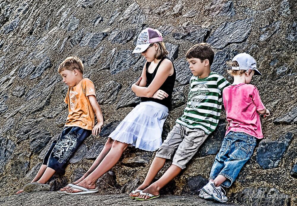 Bored Children... by Nicole Goggins