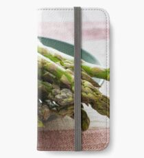 Asparagus iPhone Wallet/Case/Skin