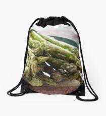 Asparagus Drawstring Bag