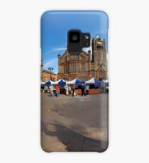 Walled City Market, Guildhall Square, Derry Case/Skin for Samsung Galaxy