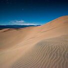 Half Moon Light - Death Valley by Michael Treloar