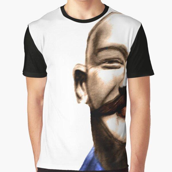 Charles Bronson Graphic T-Shirt