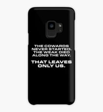 That leaves only us Case/Skin for Samsung Galaxy